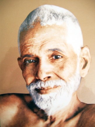 Bhagavan Ramana Maharishi, Sharada Ma's inspiration and inner Guide